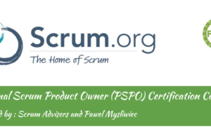 Professional Scrum Product Owner (December 14 & 15, 2020)