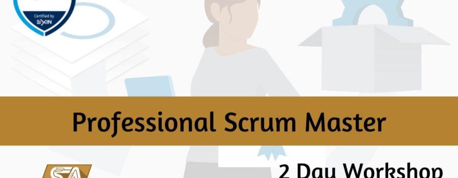 PSM- Professional Scrum Master