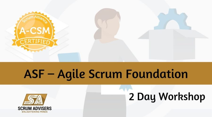 ASF – Agile Scrum Foundation