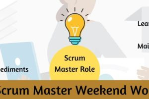 Weekend Scrum Master Workshop
